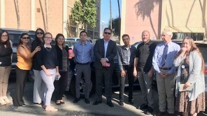 San Bernardino County Public Defender - ShakeOut 2019