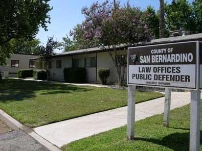 San Bernardino County Public Defender Gilbert Street Office
