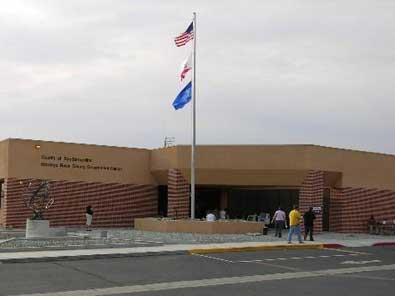 San Bernardino County Public Defender Joshua Tree Courthouse Office