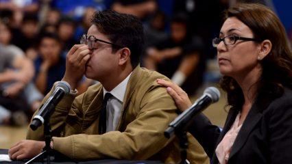 Junior Dante Garcia and Nereyda Higuera, San Bernardino County Public Defender