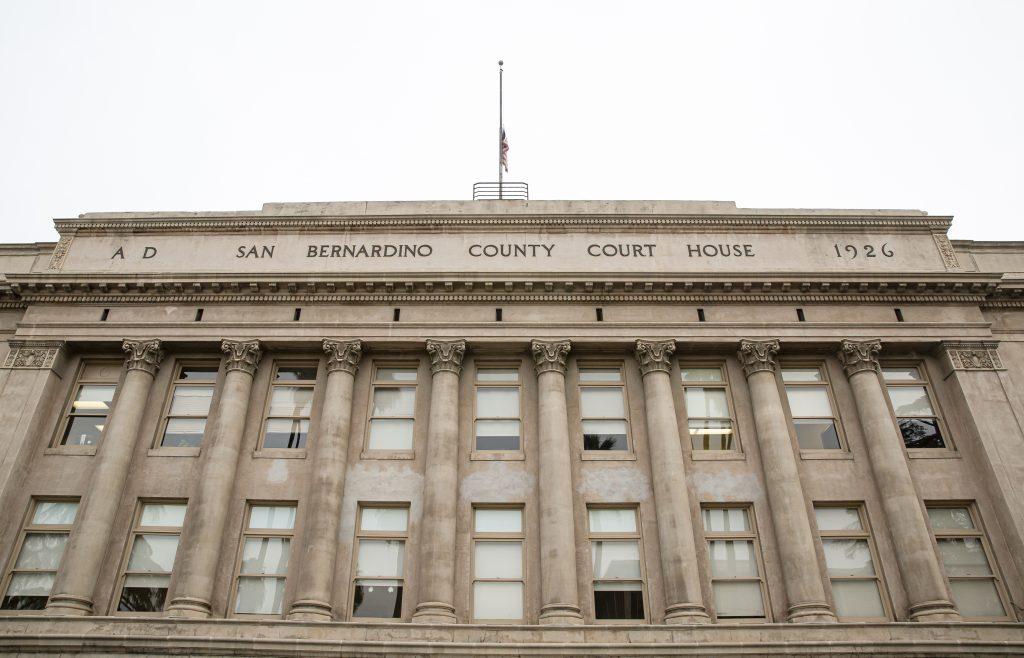 San Bernardino County Courthouse
