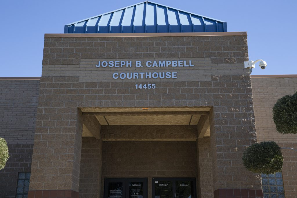 Joseph B. Campbell Courthouse, Victorville