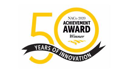 NaCO Achievement Award Winner 2020