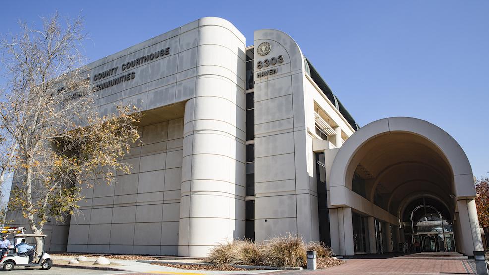 Rancho Cucamonga Courthouse