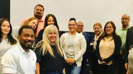 San Bernardino County Public Defender at Way World Outreach Job Fair 2019